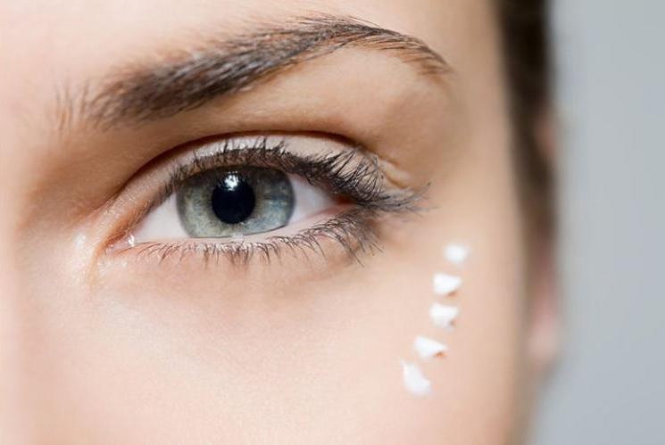 cuidar el contorno de ojos
